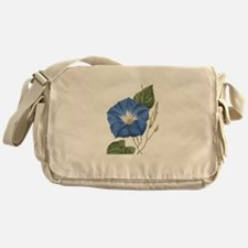 Morning Glory Messenger Bag