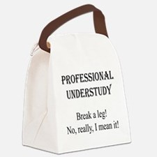 Professional Understudy Canvas Lunch Bag