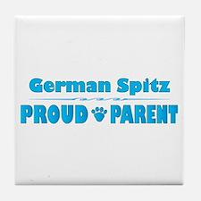 Spitz Parent Tile Coaster