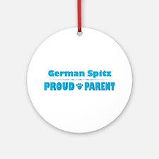 Spitz Parent Ornament (Round)