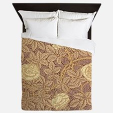 William Morris Rose Queen Duvet
