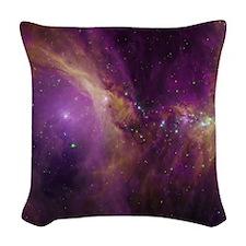 Spitzer's Orion Woven Throw Pillow