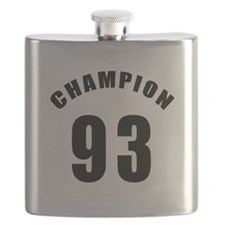 93 Champion Birthday Designs Flask