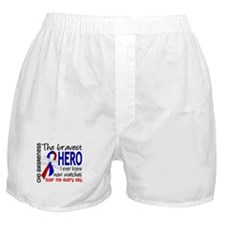 CHD Bravest Hero Boxer Shorts