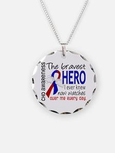 CHD Bravest Hero Necklace