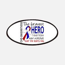 CHD Bravest Hero Patches