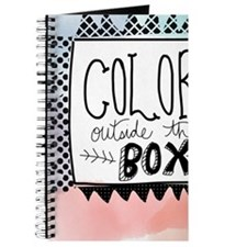 Color Outside the box Journal