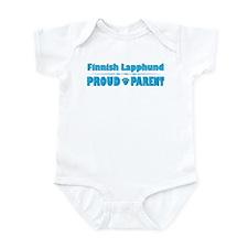Lapphund Parent Infant Bodysuit