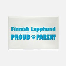 Lapphund Parent Rectangle Magnet