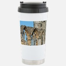 Graceful arches in Whit Travel Mug