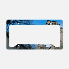 Cardiff Castle Animal Wall an License Plate Holder