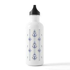 ANCHORS AWEIGH Water Bottle