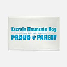 Estrela Parent Rectangle Magnet (10 pack)