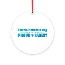 Estrela Parent Ornament (Round)