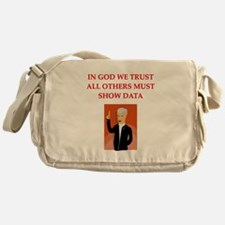 research Messenger Bag