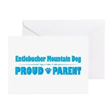 Entlebucher Parent Greeting Cards (Pk of 10)