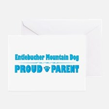 Entlebucher Parent Greeting Cards (Pk of 10)