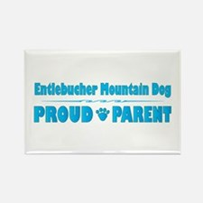 Entlebucher Parent Rectangle Magnet