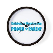 Entlebucher Parent Wall Clock