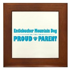 Entlebucher Parent Framed Tile