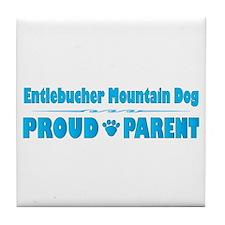 Entlebucher Parent Tile Coaster