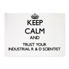 Keep Calm and Trust Your Industrial R D Scientist