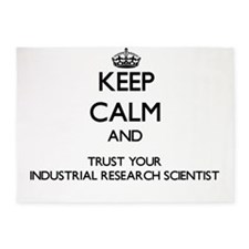 Keep Calm and Trust Your Industrial Research Scien