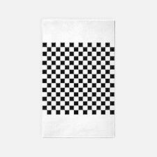 Black And White Checkered Rugs Black And White Checkered