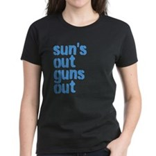 suns out guns out T-Shirt