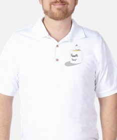 Chicken Noodle Soup Golf Shirt
