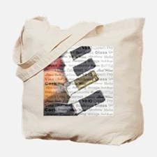 TIME FOR WINE Tote Bag