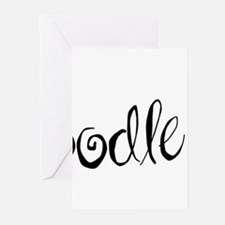 Chicken Noodle Soup Greeting Cards