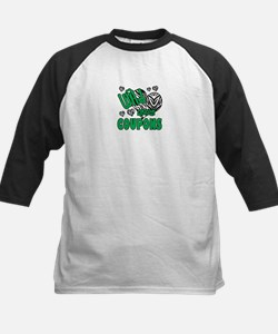 Wild About Coupons Baseball Jersey