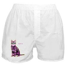 HipsterCat Boxer Shorts