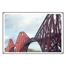 Cantilever bridge Banner