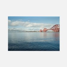 the forth bridges Rectangle Magnet