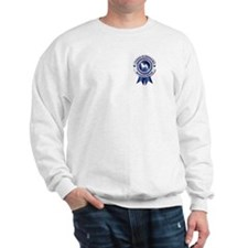 Showing Buhund Sweatshirt