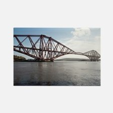 forth rail bridge Rectangle Magnet