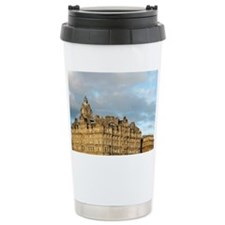 edinburgh balmoral hote Thermos Mug