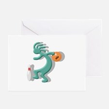 Bowling Greeting Cards (Pk of 20)