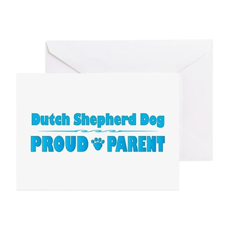 Shepherd Parent Greeting Cards (Pk of 10)