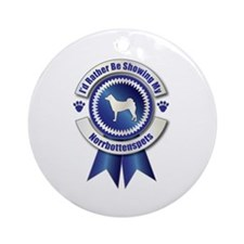 Showing Norrbottenspets Ornament (Round)