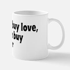 oyster (money) Mug