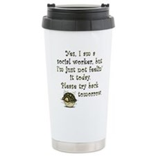 Unique Supervisor Travel Mug