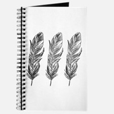 Three Feathers Journal