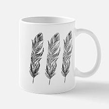 Three Feathers Mugs