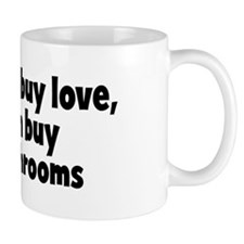 oyster mushrooms (money) Mug