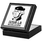 Viva La Revolucion! Keepsake Box
