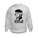 Viva La Revolucion! Kids Sweatshirt