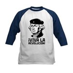 Viva La Revolucion! Kids Baseball Jersey